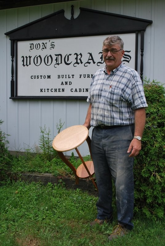 Don's Woodcrafts and Wilno Furniture